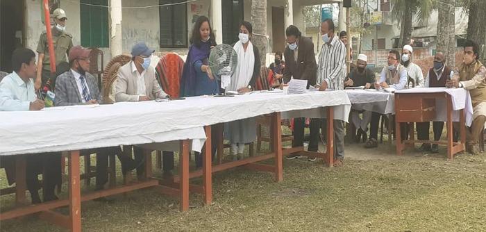 Photo of বানারীপাড়ায় লটারির মাধ্যমে ৬ষ্ট শ্রেণীতে শিক্ষার্থী ভর্তি