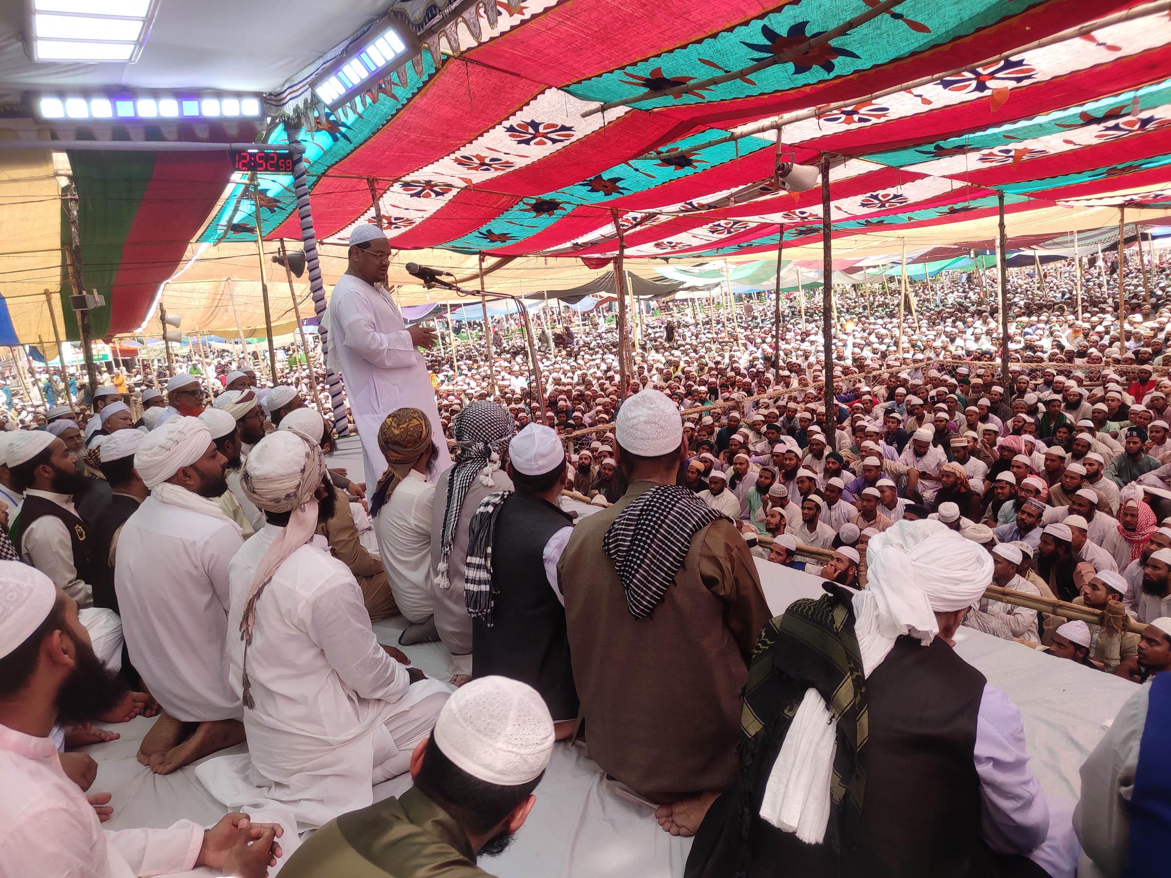 Photo of ইউপি নির্বাচনে ইসলামকে বিজয়ী করতে হবে : পীর সাহেব চরমোনাই