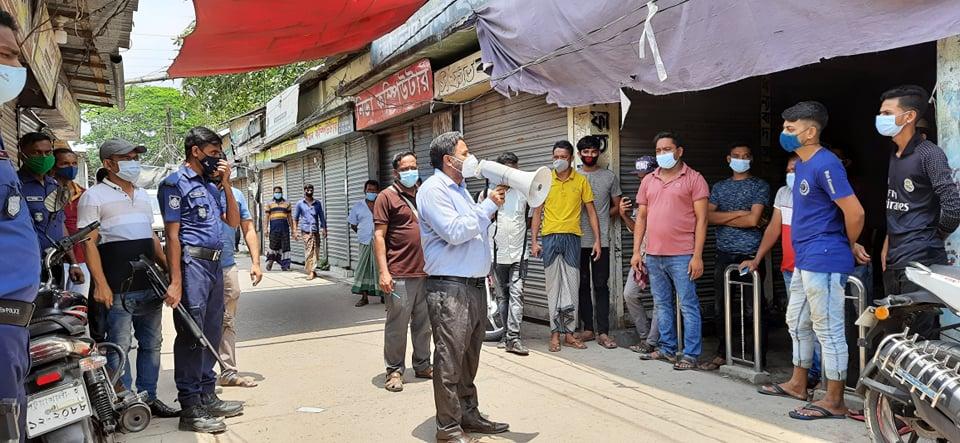 Photo of কলাপাড়ায় ব্যবসায়ী ও ড্রাইভারকে অর্থদন্ড